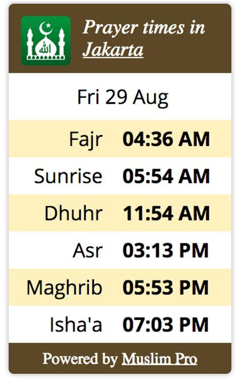 Islamicfinder Islamicfinder Accurate Prayer Times Autos Post Muslim Prayer Time Table