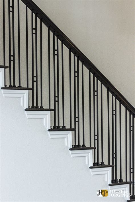 Square Railing Spindles Square Iron Balusters Six Install Options Field Tested