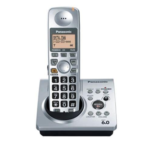 Wireless Phone Lookup Buy The Panasonic Kx Tg1031s Wireless Phone At Tigerdirect Ca