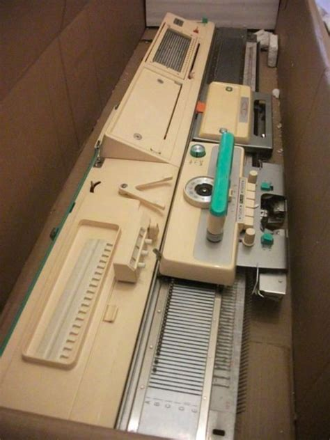 341 knitting machine jones knitting machine with all parts read