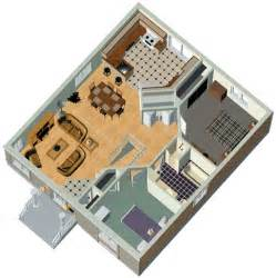home design 3d story two bedrooms 85m2 house plan 3d home plans included