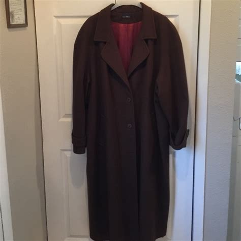 Dress Coat Brown hunters run jackets coats chocolate brown wool dress
