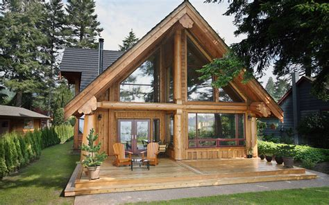 post house gibsons post and beam west coast log homes