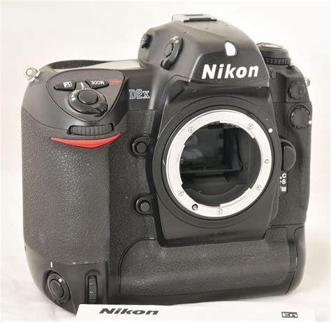 nikon professional digital nikon d2x s professional digital single lens reflex