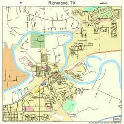 richmond map 4861892