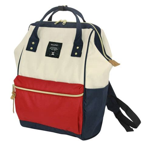 Tas Anello Backpack Small anello tas ransel oxford 600d size s white jakartanotebook