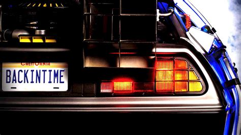 back in time back in time trailer back to the future documentary