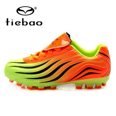 outdoor soccer shoes for buy tiebao professional outdoor soccer shoes teenagers