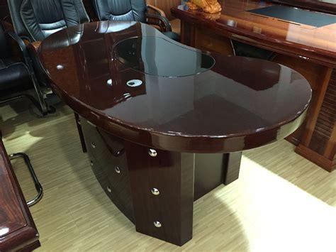 half circle office desk professional office furniture half european style semi circle 100 mdf executive office