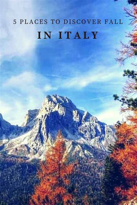 best places to visit in italy in october 25 unique amazing places to visit ideas on