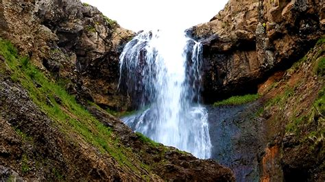 wallpaper gif waterfall waterfall bingol mountains gif find share on giphy