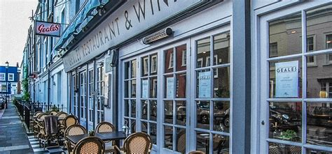 tattoo london notting hill welcome to geales notting hill londons best fish and chips