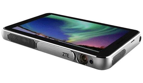 ZTE Spro Plus Portable Smart Projector with Integrated