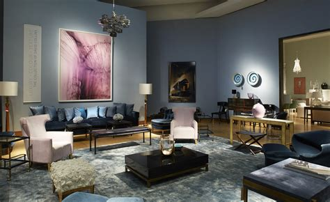 studio w interior design group christie s to auction the personal collection of the late