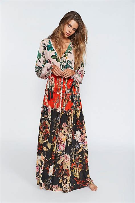 Find Peoples Emails For Free Mixed Floral Maxi Dress Free