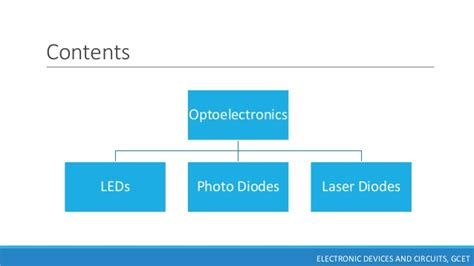 special diodes notes special purpose diodes
