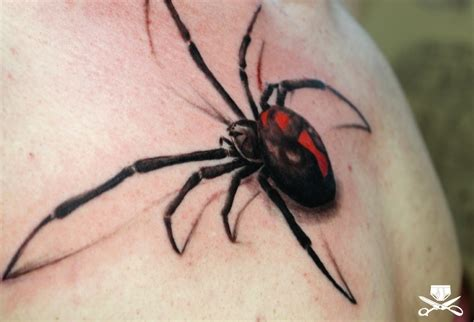black widow tattoo black widow spider hautedraws