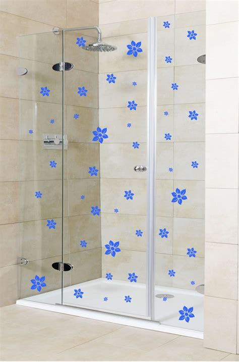 shower door vinyl stickonmania vinyl wall decals shower door vinyl