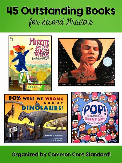 second grade picture books outstanding books for second graders learning at the