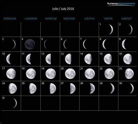 Calendario Lunar Julio 2015 202 Best Images About July Calendar Printable Template On