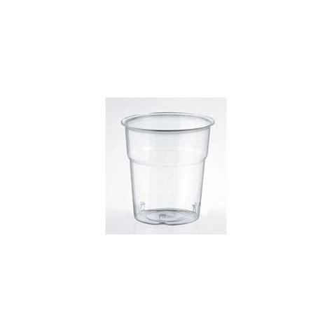 Bicchieri In Polistirolo Bicchiere Monouso Kristall Isap In Polistirolo Trasparente