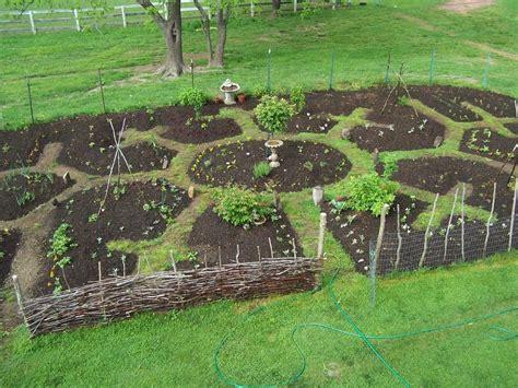 Edible Landscaping Permaculture Kitchen Garden Jardin Permaculture Vegetable Garden