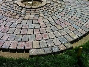 How To Build A Firepit With Pavers Diy Pit 10 Home Design Garden Architecture Magazine