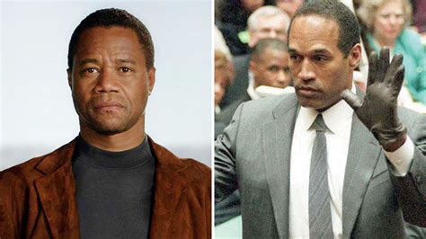 cuba gooding jr oj simpson series cuba gooding jr as o j simpson and other castings from