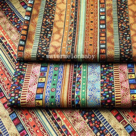 Bohemian Upholstery Fabric by Boho Bohemian Fabric Upholstery Fabric Home Decor Fabric