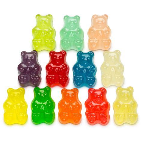 gummy bears 12 flavor gummi bears world s best gummies gourment
