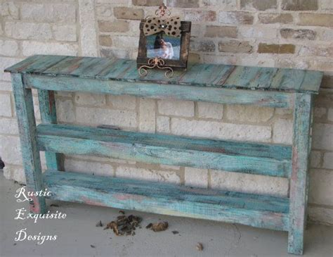 diy rustic sofa table pinterest the world s catalog of ideas