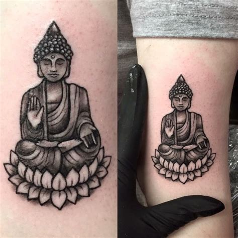 small buddhist tattoos 25 best ideas about buddha tattoos on buda