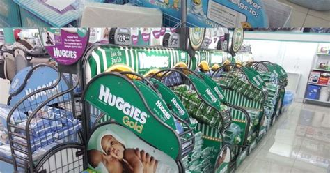 Instore Products Similar To Gfc Detox by Huggies Bays Pos Pop Point Of Sale Point Of Purchase