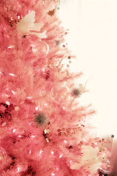 making it lovely kid friendly pink christmas tree making it lovely