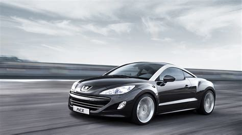 peugeot sport cars peugeot rcz coupe review euro only peugeot sports car review