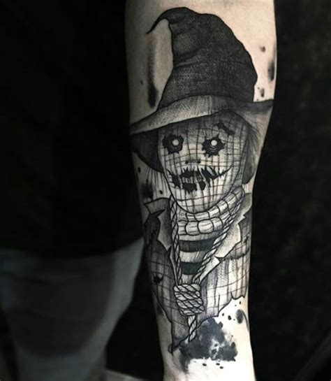 scarecrow tattoos 40 must see tattoos for temporary