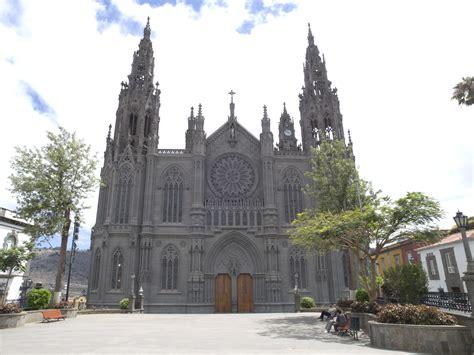 imagenes de iglesias terrorificas la iglesia de san juan bautista la catedral de arucas