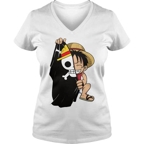 Sweater D Luffy monkey d luffy flag one s shirt hoodie and v neck t shirt