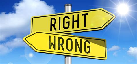 Right Wrong by And Illegal Are Not Right And Wrong Foundation For
