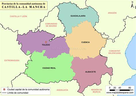 castilla la mancha 8499357733 mapa de castilla la mancha