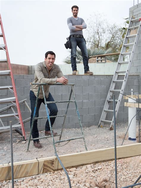 drew and jonathan scott house photos property brothers at home hgtv