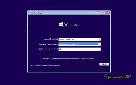 cara install windows 10 bajakan cara install windows 10 lengkap kuyhaa