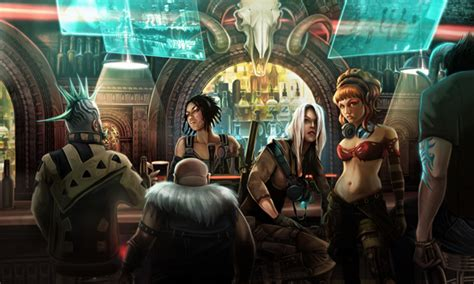 shadowrun returns anthology by weisman reviews test et review du jeu rpg shadowrun returns born to