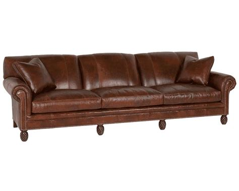 classic leather sofas classic leather bonaire long sofa 2209 bonaire sofa