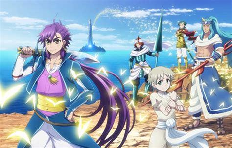 magi adventures of sinbad magi adventure of sinbad anime tv oad dvd bd box set