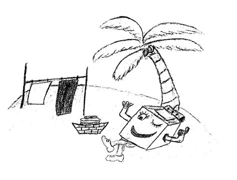 coloring page of a coconut tree coconut tree coloring pages freecoloring4u com