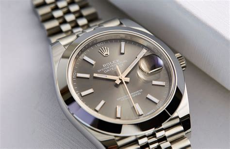 Rolex Oyster Perpetual Datejust 41 116300 rolex oyster perpetual datejust 41 in steel on review