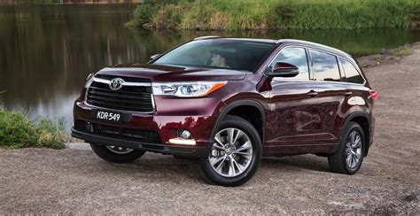 toy0ta 2014 toyota kluger review caradvice