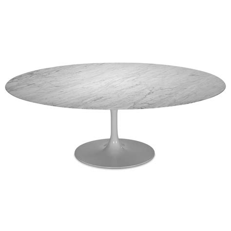 dining table eero saarinen oval dining table