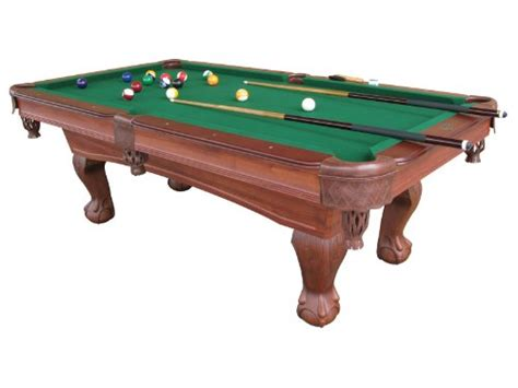 Sportcraft Pool Table Prices by Cheap Sportcraft Espn Classic Claw Leg Billiard Table 90
